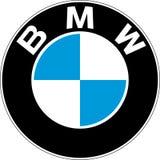 BMW-Motorsportlogo Retro-