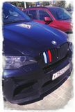 BMW x5 royalty free stock photo