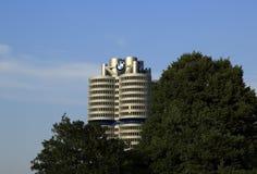 BMW Munchen stockbilder