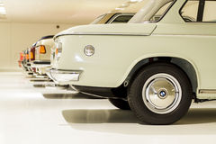 BMW Museum Royalty Free Stock Photos