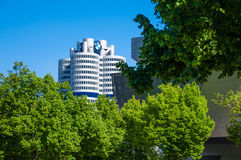 BMW Museum Stock Photo