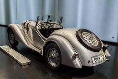 BMW 328 (1936) Stock Photo