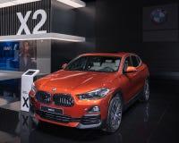 BMW 2018 X2, NAIAS Стоковое Изображение RF