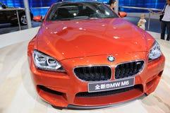 BMW neuve m6 Image libre de droits