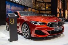 BMW 8 royalty-vrije stock fotografie