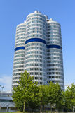 BMW office building Stock Photo