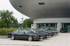 BMW oldtimers Royalty Free Stock Images