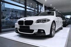 BMW 5 Performance (F10) Royalty Free Stock Images
