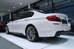 BMW 5 Performance (F10) Royalty Free Stock Image