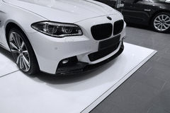 BMW 5 Performance (F10) Royalty Free Stock Photo