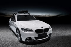 BMW 5 Performance (F10) Royalty Free Stock Photography