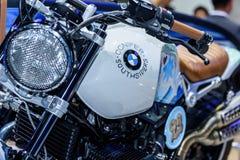 BMW pojęcia ścieżka 22 na pokazie przy 37th Bangkok Międzynarodowym Motorowym przedstawieniem Obrazy Royalty Free
