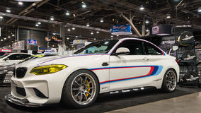BMW przy SEMA Zdjęcia Stock