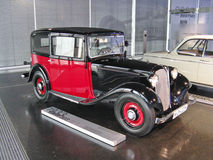 1930 BMW 3/15 PS Stock Afbeelding