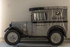BMW 1930 3/15 PS - BMW-Museum München lizenzfreie stockfotos