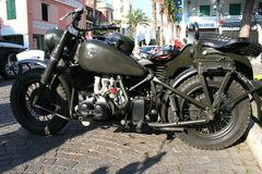 BMW R75 Photo libre de droits