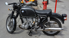 BMW R60/5 Obraz Stock