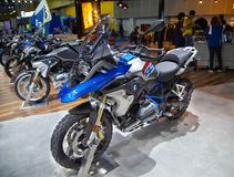 BMW R 1200 GS przygody motocykl Zdjęcie Royalty Free