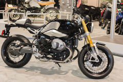 BMW R motocicleta 2015 de nove T Fotos de Stock