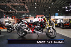 BMW R 1200 R Royalty Free Stock Images