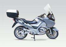 BMW R1200RT. Motorcycle BMW R1200RT isolated Stock Images