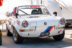 BMW 700 racing car Royalty Free Stock Photo