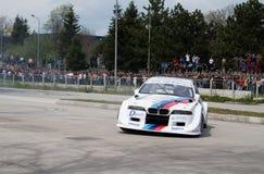BMW reúne competir con Veliko Tarnovo Foto de archivo