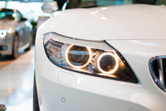BMW Reflektor obrazy royalty free