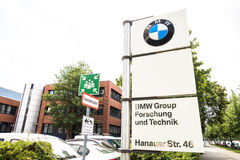 BMW research and technology Stock Photos