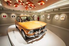 BMW-Retro- Auto Stockbilder