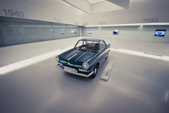 BMW Retro Car Royalty Free Stock Photography