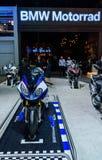 BMW rr bij de Internationale Motor Expo 2016 van Thailand Stock Afbeeldingen