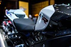 BMW rr bij de Internationale Motor Expo 2016 van Thailand Royalty-vrije Stock Foto's
