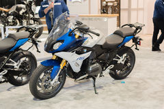 BMW RS 1200 R 2015 motocykl Obraz Stock