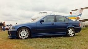 BMW 5 séries Image stock