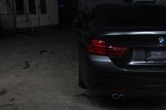 BMW 4 séries photos stock