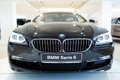 BMW 6 séries Photographie stock