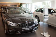 BMW 3 séries Gran Turismo Fotos de Stock