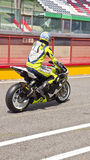BMW S 1000 RR - Trofeo Ialiano Amatori Stock Photography