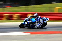 BMW S1000RR摩托车 图库摄影