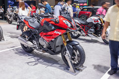 BMW S1000 XR on display Stock Photos