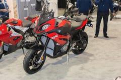 BMW S 1000 XR 2015 motocykl Obrazy Royalty Free