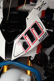 BMW S1000RR BMW Motorrad Motorsport Royalty Free Stock Photos