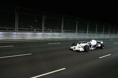 Free BMW Sauber At F1 Race In Singapore. Royalty Free Stock Images - 6552289