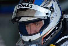 BMW Sauber F1 Team Nick Heidfeld F1.07 Germany Sep stock photography