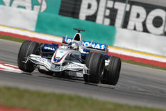 BMW Sauber F1 Team Sebastian V Stock Photos