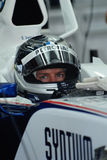 BMW Sauber F1 Team Sebastian Vettel F1.07 Germany Royalty Free Stock Photo