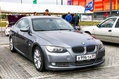 BMW 3 serie Royaltyfria Bilder