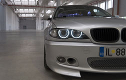 BMW serie 3 Royalty Free Stock Photography