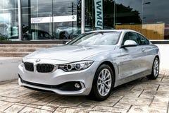 BMW 4 serie Royaltyfri Bild